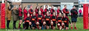 Dames RugbyLaakdal