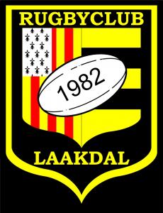 logo rugby zwarte achtergrond
